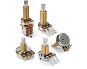 Bourns Announces New Options to its Industry-Leading Line of Guitar Potentiometers