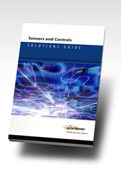Sensors & Controls Solutions Guide